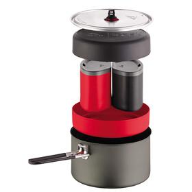 MSR Alpinist 2 System - gris/rouge